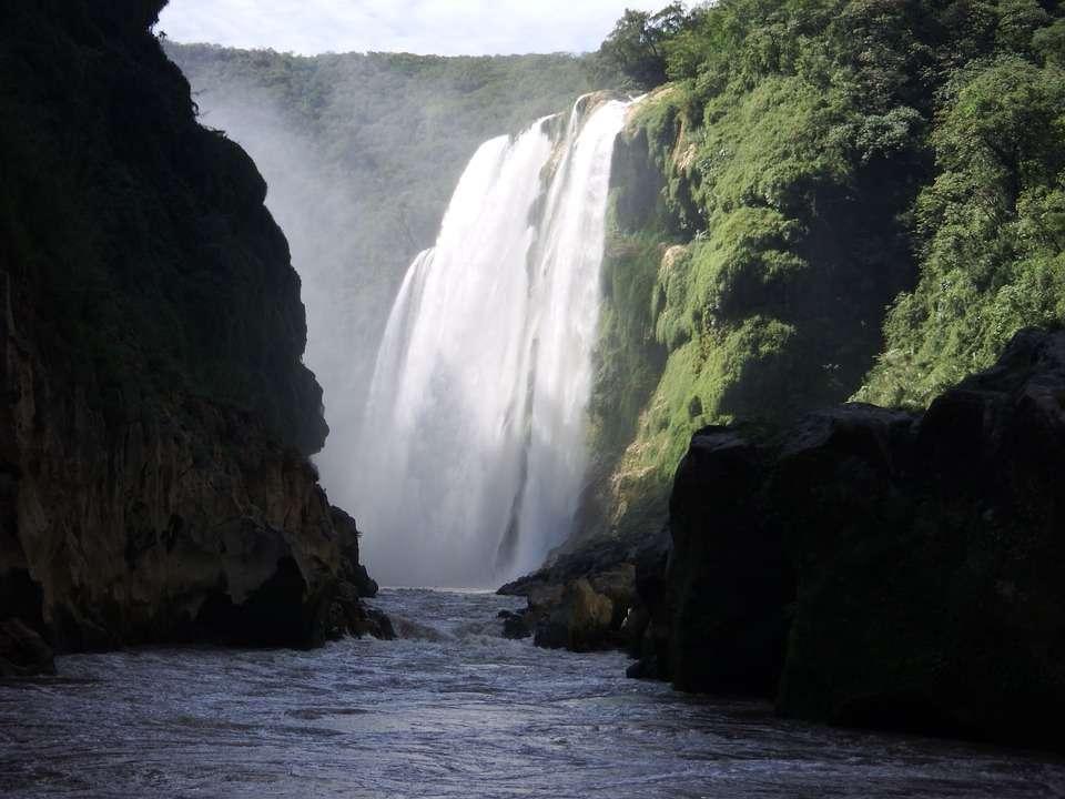 Cascada De Tamul Como Llegar Desde Xilitla Hotelesenxilitla Com