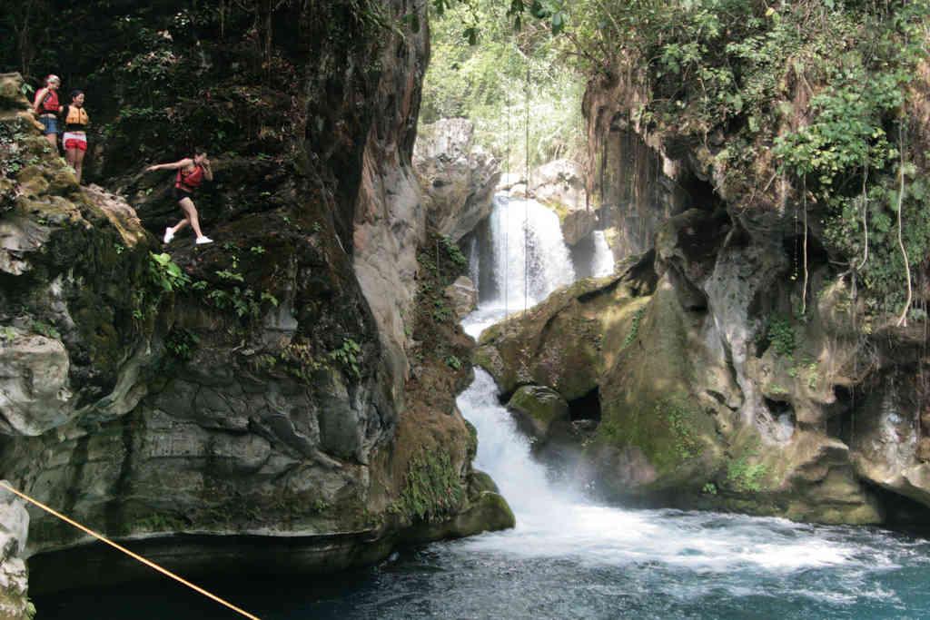 Puente De Dios En La Huasteca Potosina Como Llegar Y Que Hacer